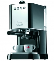 Кофеварка Gaggia New Baby Black