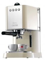 Кофеварка Gaggia New Baby White